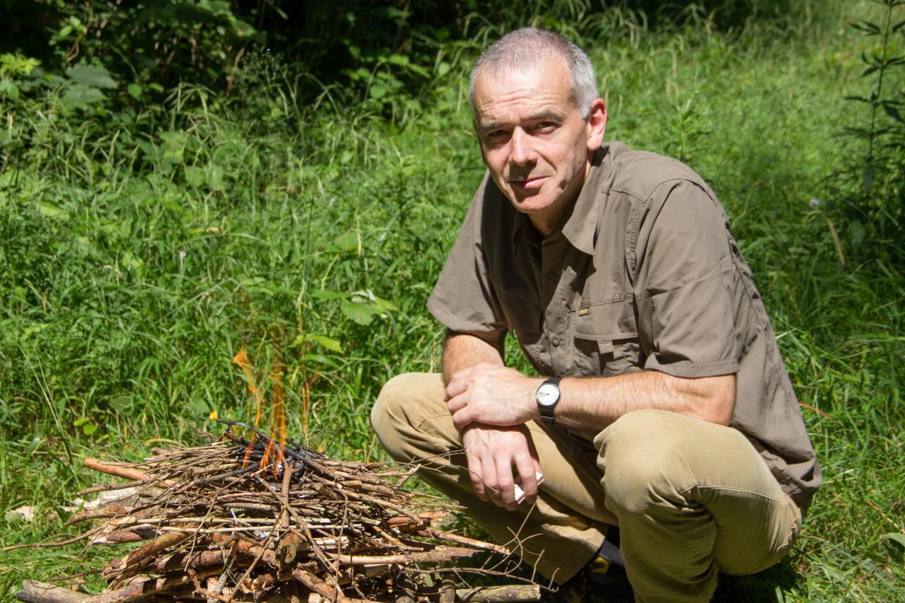 Oberer Abbrand – und wenn's nur für eine Cervelat im Wald ist.